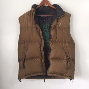 Men's American Eagle Down Puffer Vest